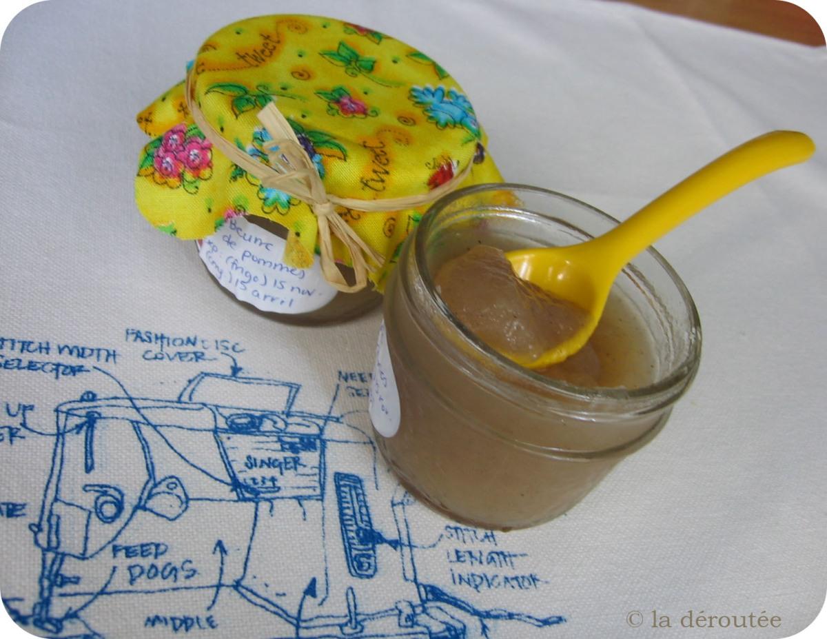 Beurre-compote de pommes