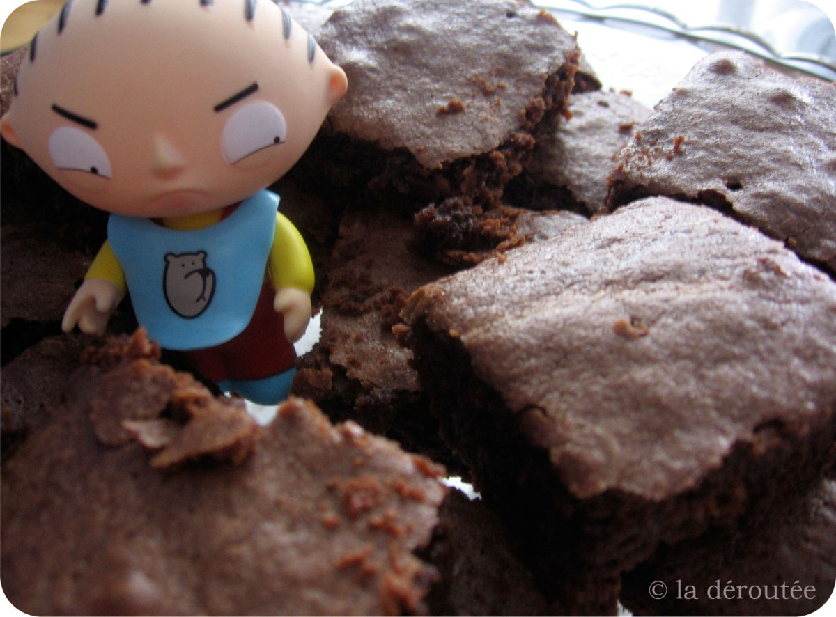Brownies traditionnels