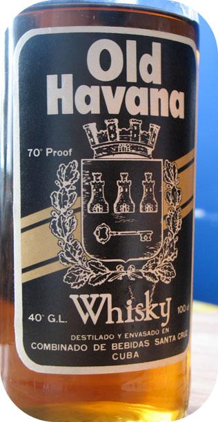 oldhavanawhisky