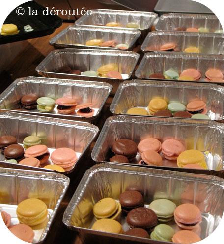 Valse de macarons sucrés et salés avec ChristopheMorel