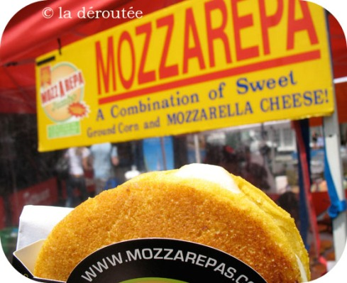 mozzarepa