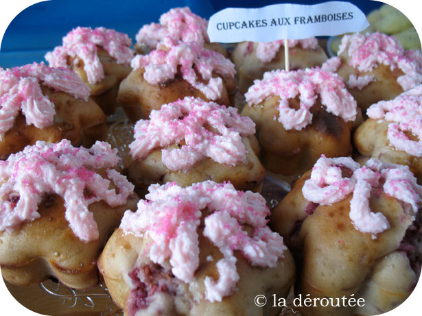 cupcakesframboises