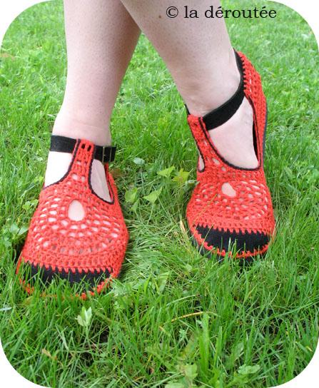 Le pied léger: les créations d'une montréalaise enUruguay!