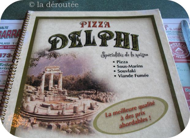 delphimenu