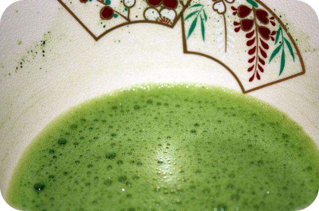 À la découverte du thé vertjaponais