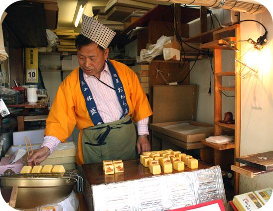 Visite guidée de Takayama (partie1)