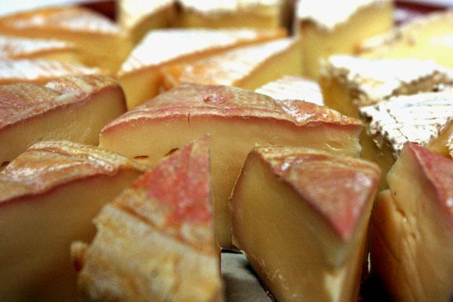 Atelier du goût: les fromages desLaurentides