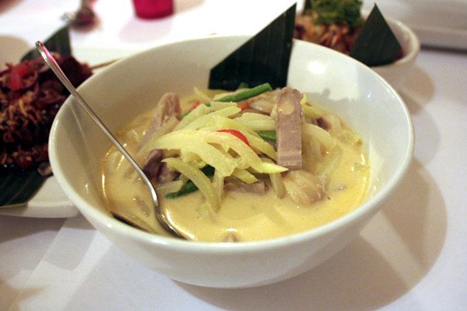 Nonya: une perle de cuisine indonésienne àMontréal