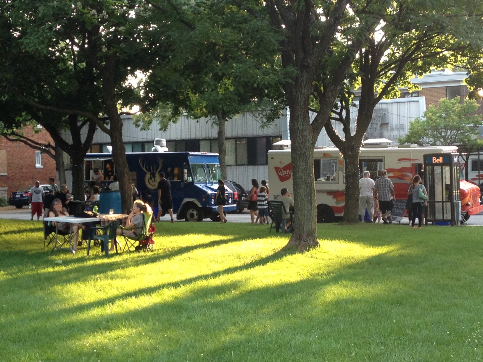 Food Truck Parc Tolhurst