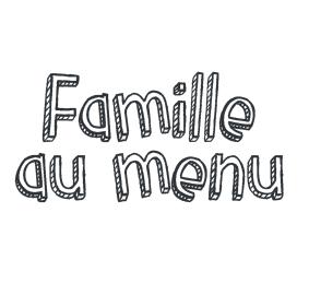 Famille au menu